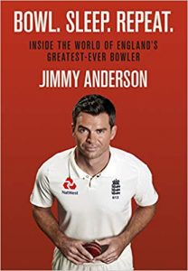 Book Cover: Jimmy Anderson