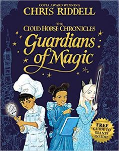 Book Cover: Guardians of Magic (The Cloud Horse Chronicles)