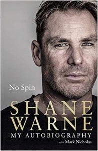 Book Cover: Shane Warne