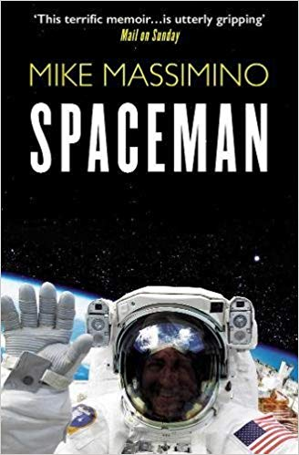 Book Cover: Mike Massimino