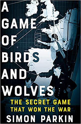 Book Cover: A Game of Birds and Wolves - Thursday Nov 21st 7pm