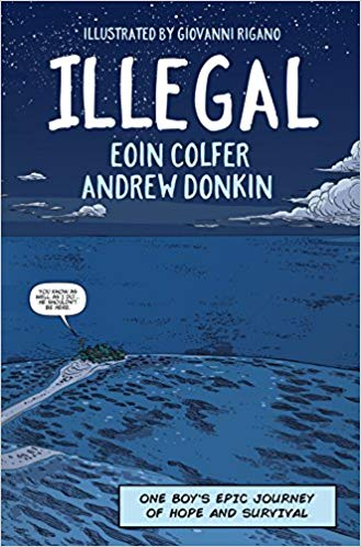 Book Cover: Eoin Colfer