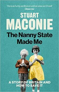 Book Cover: In conversation with BBC's Stuart Maconie